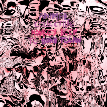 Animal Collective - New Town Burnout (Shabazz Palaces Remix)
